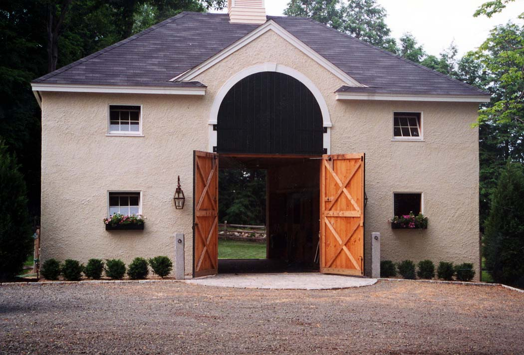 Horse Stables And Barns : Stable barns stables yards arenas pinterest